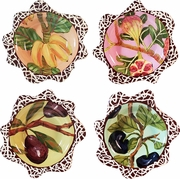 Nature's Fruit - Dessert Cup Set of 4