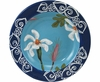 Daisy/Blue - Deep Salad Plate