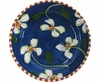 Daisy/Pear - Rimmed Salad Plate