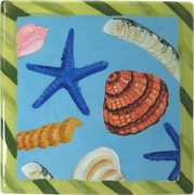 By the Sea - Trivet