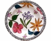 Fun Flower - Deep Salad Plate