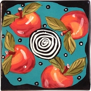 Dessert Fruit/Apple - Coaster