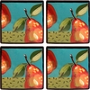 Speckled Pear - Coaster Set of 4