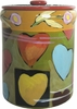 Truly, Madly, Deeply - Canister Cookie Jar