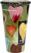 Truly, Madly, Deeply - Cone Vase