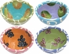 Fruity Loop - Cereal Bowl Set of 4