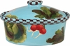 Garden Goodies/Lettuce - Medium Oval Casserole