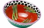 Asparagus - Large Mixing Bowl