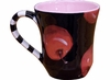 Black Fruit/Apple - Mug