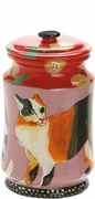 Kitty/Calico - Medium Biscuit Jar