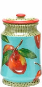 Plummer/Apple - Medium Biscuit Jar