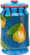 Plummer/Pear - Large Biscuit Jar