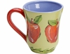 Fruit Squared/Apple - Mug