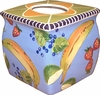 Fruit & Nut/Blue - Tissue Holder