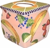 Fruit & Nut/Peach - Tissue Holder