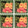 Grace - Coaster Set of 4