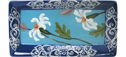 Daisy/Blue - Small Tray