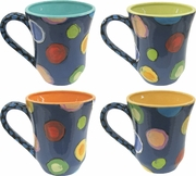 Bubble Gum - Mug Set of 4