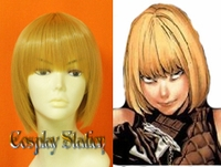 Death Note Mello Cosplay Wig