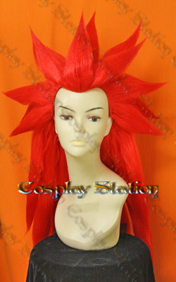 Goku Super Saiyan 3 Custom Styled Cosplay Wig