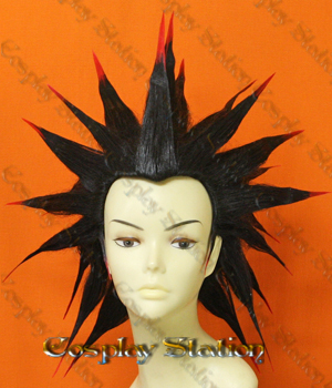 Blaze Custom Styled Cosplay Wig