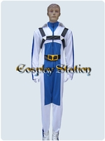 Macross Robotech Max Sterling Flight Uniform Cosplay Costume