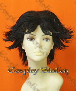 Legmog Custom Styled Cosplay Wig