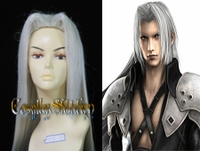 Final Fantasy Sephiroth Commission Cosplay Wig