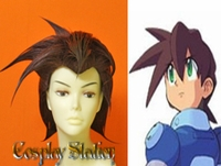 Megaman Cosplay Volnutt Custom Made Cosplay Wig