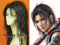Final Fantasy XIII Cosplay Oerba Yun Fang Custom Styled Cosplay Wig