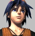 Chrono Cross Serge Custom Styled Wig