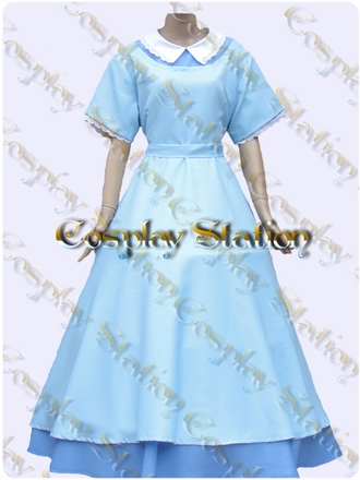 Anime Little Women Amy March Cosplay Costume