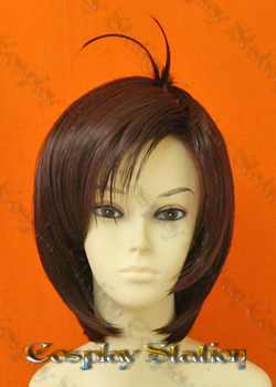 Ace Attorney Phoenix Wright Trucy Wright Cosplay Wig