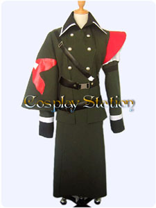 Shining Tears Wind Haruto Saionji Cosplay Uniform Costume