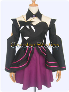KIDDY GRADE Dvergr Cosplay Costume
