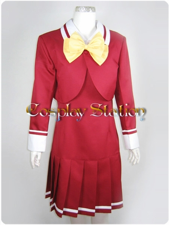 Kasimasi - Girl Meets Girl uniform Cosplay Costume