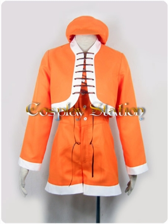 King of Fighter 99 Bao Cosplay Costume