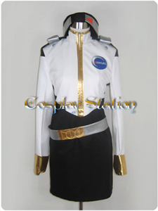 Martian Successor Nadesico Kidou Senkan Cosplay Uniform Costume