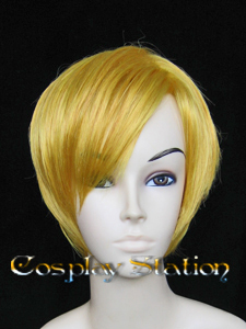 Yellow Blond Cosplay Wig
