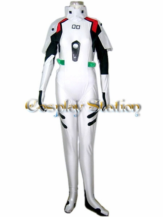 "Neon Genesis Evangelion Rei Ayanami Cosplay Costume_<Font color=""red"">New Arrival!!</font>"