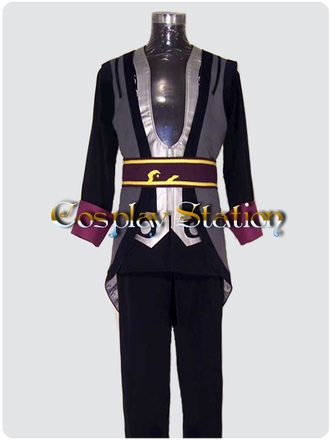 Tales of Vesperia Yuri Lowell Cosplay Costume