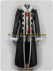 HUNTER X HUNTER Kuroro Lucilfer Cosplay Costume