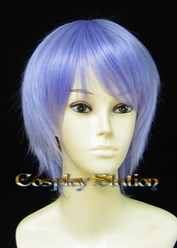 Light Purple Cosplay Wig