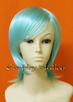 Medium Light Blue Cosplay Wig