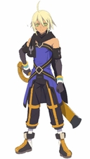 Tales of Symphonia Emil Castagnier Cosplay Costume