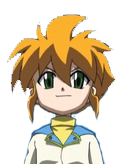 Beyblade Metal Fight Yu Tendo Custom Made Cosplay Wig