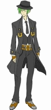 "BlazBlue Hazama Cosplay Costume_<font color=""red"">New Arrival!</font>"