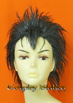 Ladies vs Butlers Cosplay Akiharu Hino Custom Made Cosplay Wig