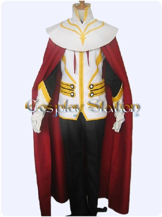 Toward The Terra Jomy Marcus Shin Cosplay Costume