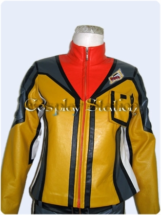 Ultraman Mebius Uniform Cosplay Costume